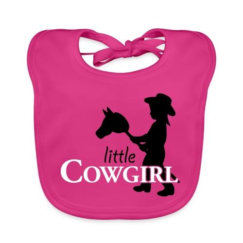 LittleCowgirl W - Baby Bio-Lätzchen