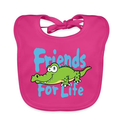 Friends for life - Bio-slabbetje voor baby's