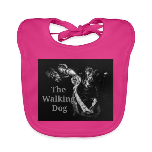 The Walking Dog - Baby Bio-Lätzchen