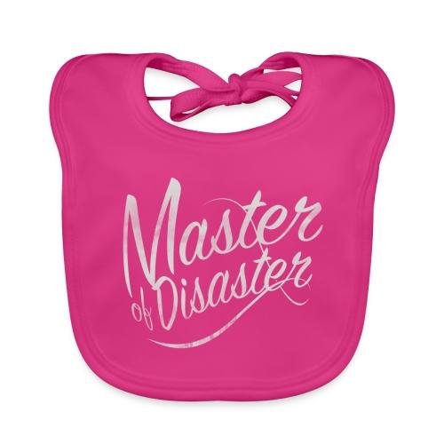 Master of Disaster - Bavaglino ecologico per neonato