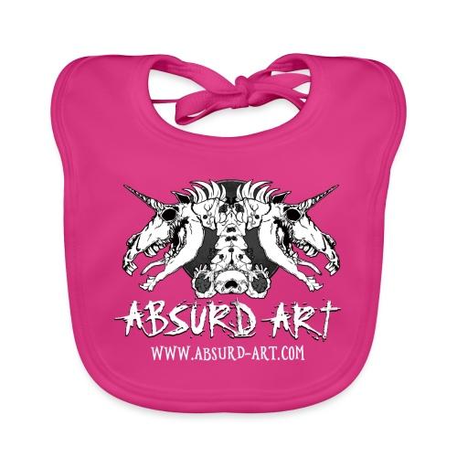 Absurd ART Logo - Baby Bio-Lätzchen