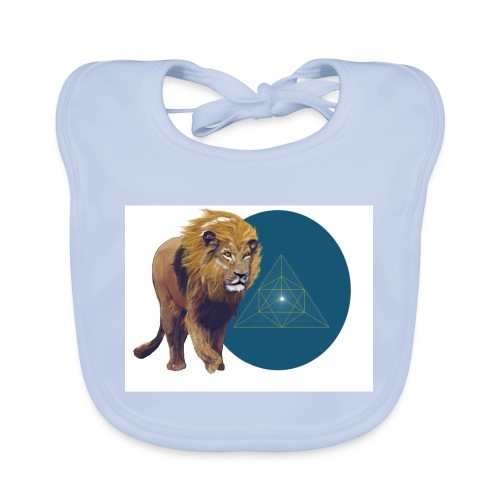Löwe - Baby Bio-Lätzchen