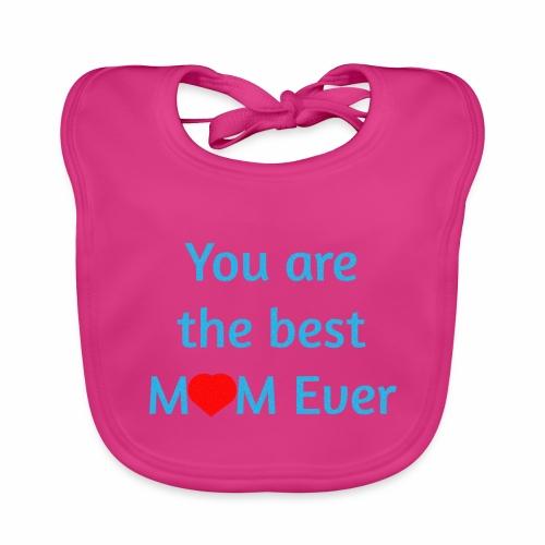 Best mom - Baby Organic Bib