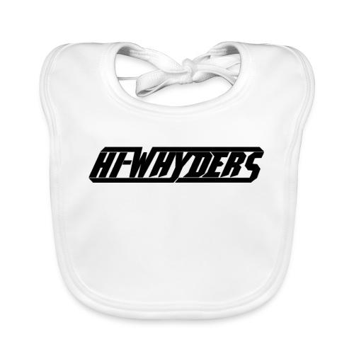 hiwhyders transparent big - Vauvan luomuruokalappu