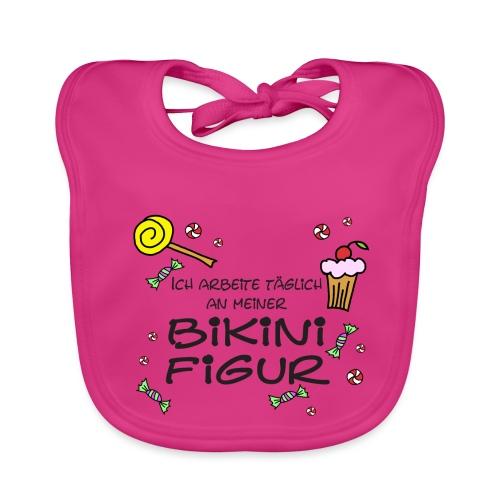 Bikinifigur - Baby Bio-Lätzchen