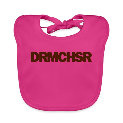 DRMCHSR - Baby Organic Bib