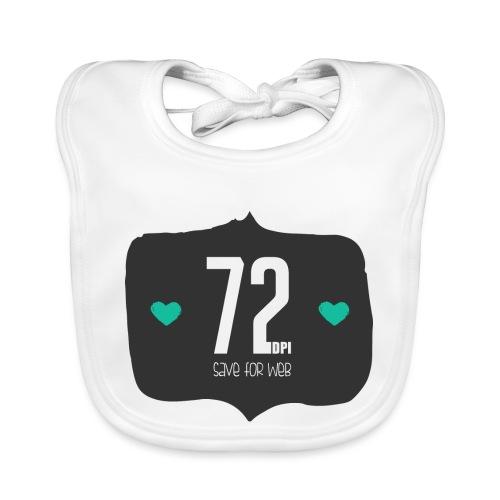 72DPI - Bio-slabbetje voor baby's
