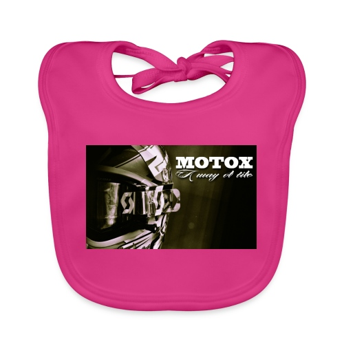 MOTOX a way of Life - Bio-slabbetje voor baby's