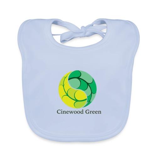 Cinewood Green - Baby Organic Bib