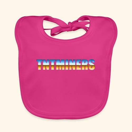 TntMiners annan färg 2 - Ekologisk babyhaklapp