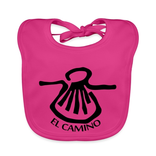 El Camino - Baby økologisk hagesmæk