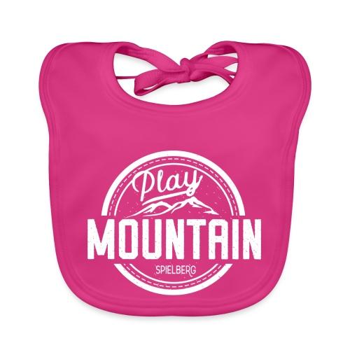 Play Mountain White Edition - Baby Bio-Lätzchen