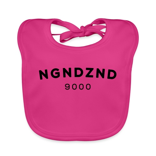 NGNDZND - Bio-slabbetje voor baby's
