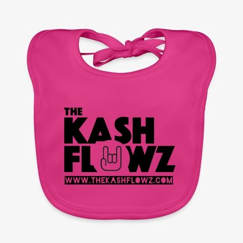 The Kash Flowz Official Web Site Black - Bavoir bio Bébé