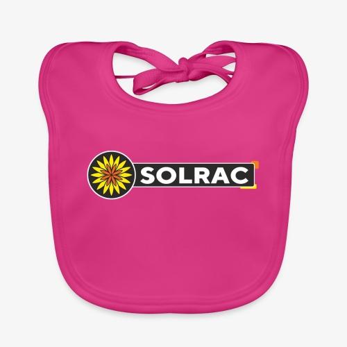 SOLRAC Line - Babero de algodón orgánico para bebés