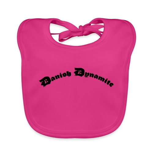 Danish Dynamite - Baby økologisk hagesmæk