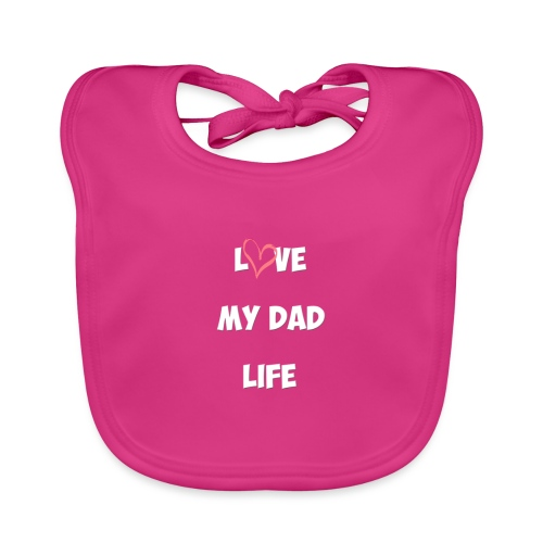 DAD STYLE - Baby Organic Bib