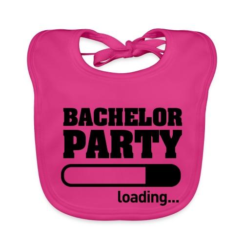 Bachelor Party Loading - Bio-slabbetje voor baby's