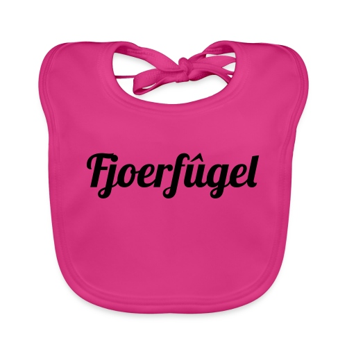 fjoerfugel - Bio-slabbetje voor baby's