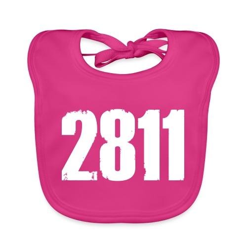 2811 - Bio-slabbetje voor baby's