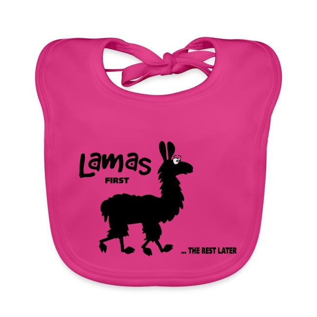 Lamas first