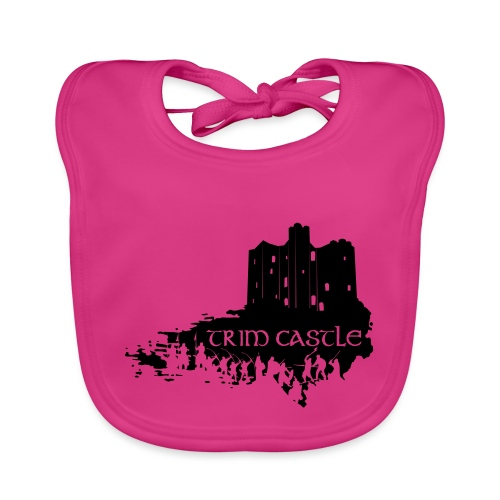 Legend_-_Trim_Castle - Baby Organic Bib