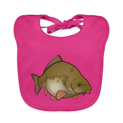 Red River: Carp - Baby Organic Bib