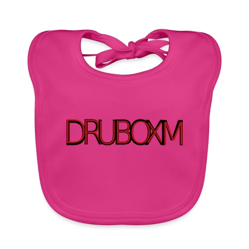 Druboxm - Baby Organic Bib