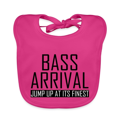 Bass Arrival - Jump Up at its Finest - Baby Bio-Lätzchen