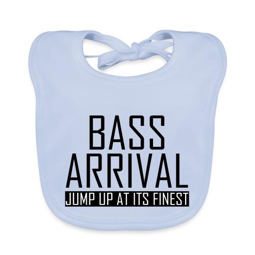 Bass Arrival - Jump Up at its Finest - Baby Bio-Lätzchen