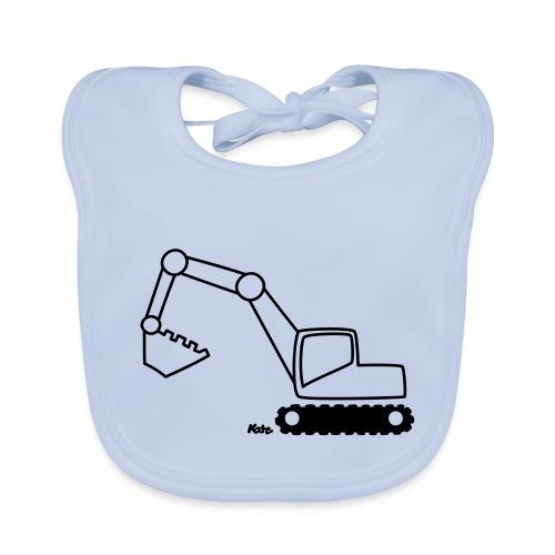 Bagger - Baby Bio-Lätzchen