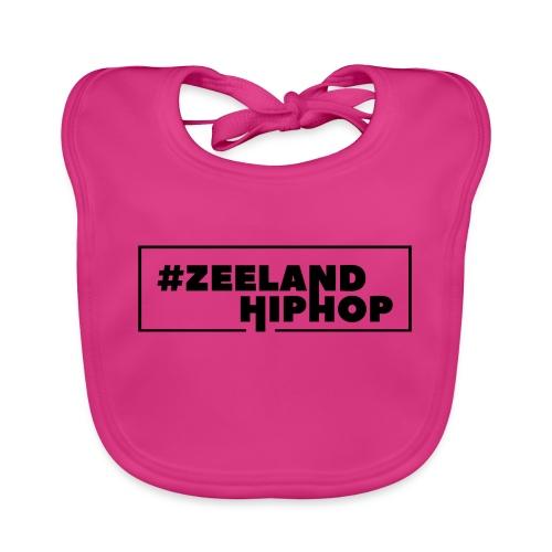 Zeeland Hiphop Baby - Bio-slabbetje voor baby's