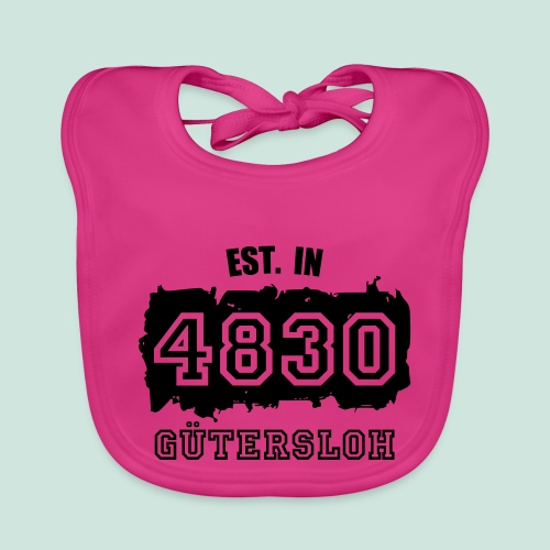 4830 Gütersloh - Established - Baby Bio-Lätzchen