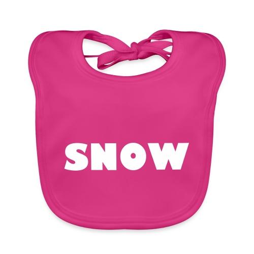 SNOW - Baby Bio-Lätzchen