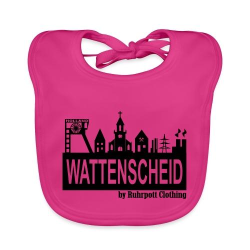 Wattenscheider Skyline by Ruhrpott Clothing - Baby Bio-Lätzchen
