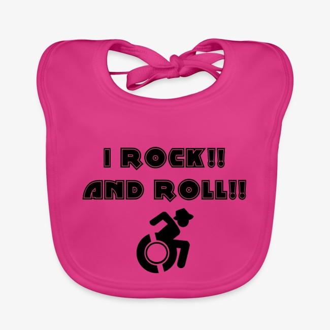 Ik rock en rol in mijn rolstoel