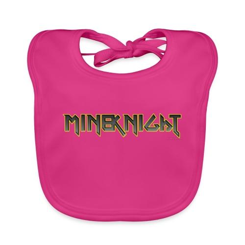 MineKnight mugg - Ekologisk babyhaklapp