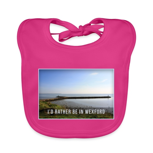 Rather be in Wexford - Organic Baby Bibs