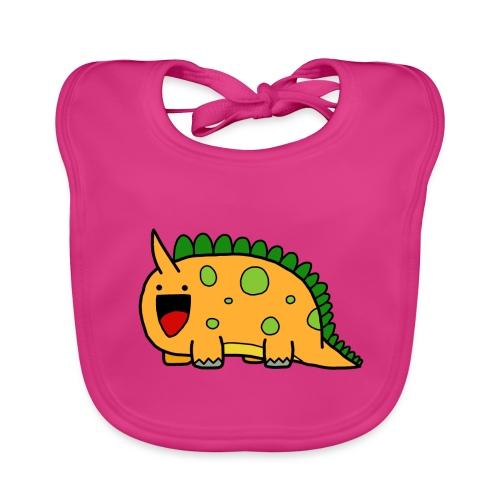 cute-dinosaur-clipart-panda-free-clipart-images-Yj - Bavaglino ecologico per neonato