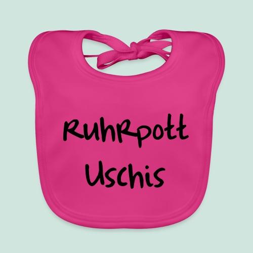 Ruhrpott Uschis1 - Baby Bio-Lätzchen