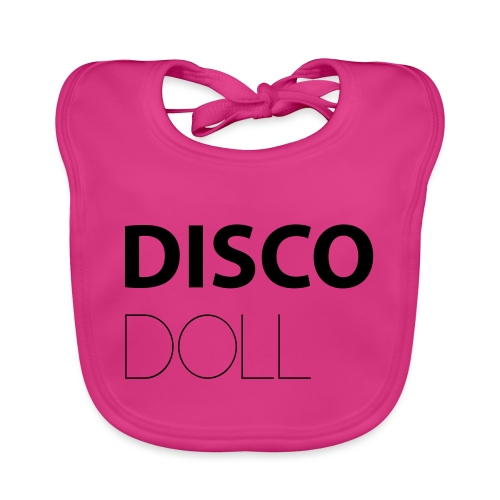 disco doll - Bavoir bio Bébé