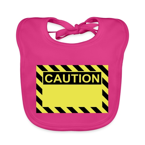 signcaution - Bio-slabbetje voor baby's