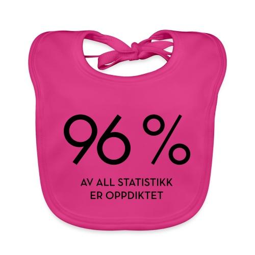 Statistikk-sprøyt (fra Det norske plagg) - Økologisk babysmekke