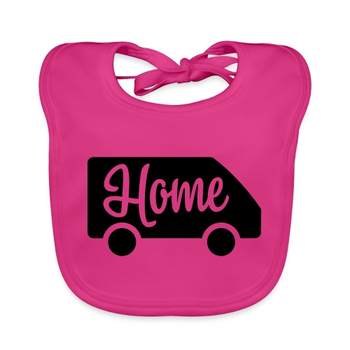 Home in a van - Autonaut.com - Baby Organic Bib