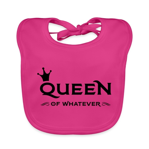 Queen (of whatever) - Bio-slabbetje voor baby's