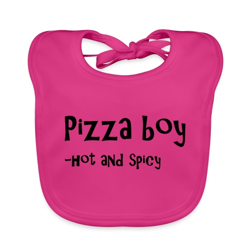 Pizza boy - Baby biosmekke