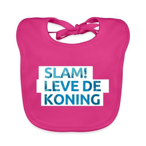 Slam leve de koning! - Bio-slabbetje voor baby's