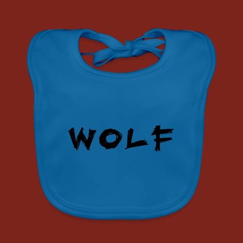 Wolf Font png - Bio-slabbetje voor baby's