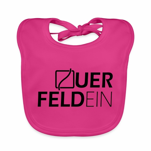 Querfeldein Logo - Baby Bio-Lätzchen