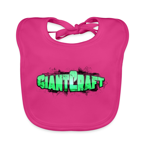 Hættetrøje - GiantCraft - Baby økologisk hagesmæk